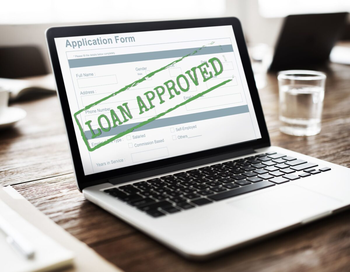 A successful application for a working capital loan for a small business, something Adept Payments can help your business secure.